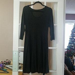 Torrid Size 0 Sweater Dress